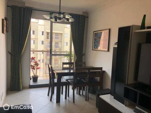 Imagem 1 de 10 de Apartamento À Venda Em São Paulo - 23558