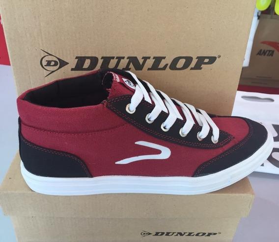 Zapatillas Urbanas Lona Dunlop Oferta Originales
