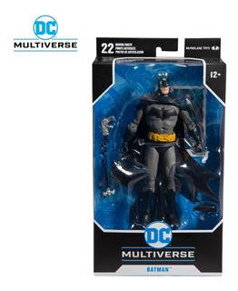 Figura Acción Batman Moderno Dc Multiverse - Sharif Express