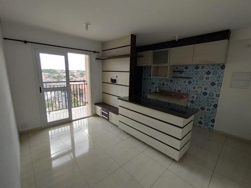 Apartamento À Venda Em Jardim Paranapanema - Ap002704