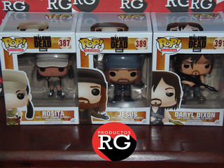 Pop! Television - The Walking Dead Serie 7 *