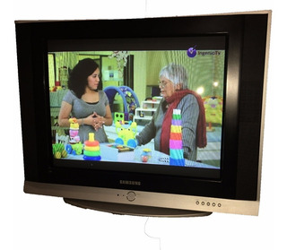 Televisor Samsung Slim 29 Sintonizador Digital Integrado