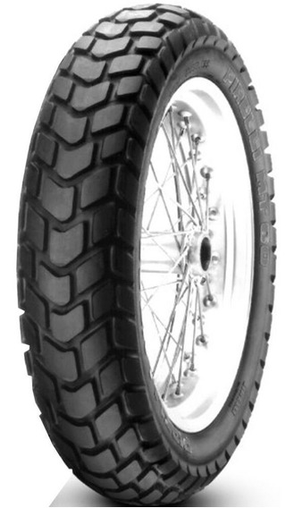 Pneu Yamaha Xt 225 Xtz 125110/80-18 Tl 58t Mt60 Pirelli