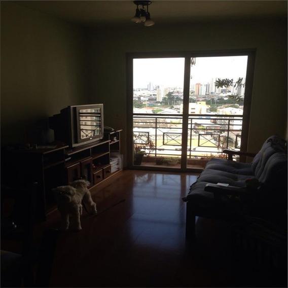 Apartamento Em Tatuapé, São Paulo/sp De 65m² 3 Quartos À Venda Por R$ 345.000,00 - Ap460634