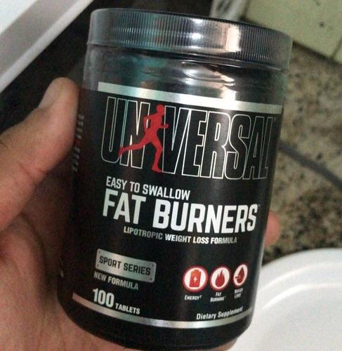 quemador de grasa fat burner universal