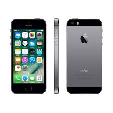 iPhone 5s Apple 16gb Black Silver