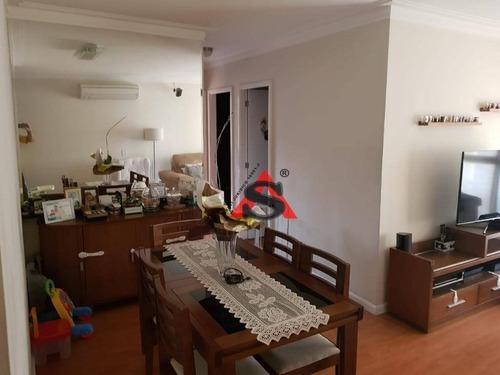 Apartamento Com 3 Dormitórios À Venda, 86 M² Por R$ 920.000,00 - Vila Da Saúde - São Paulo/sp - Ap40461