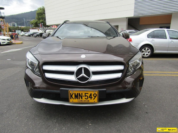 Mercedes Benz Clase Gla 200 At 1600
