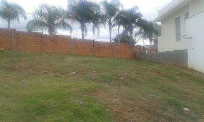 Terreno Residencial À Venda, Cond. Vila De São Lourenço, Valinhos. - Te0647