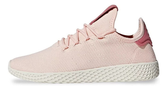 Zapatillas Lifestyle adidas Pw Tennis Hu Mujer Aq0988 On