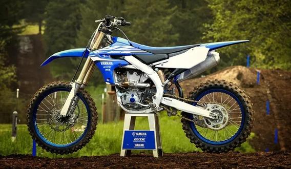 Yamaha Yz 450 F 0km + Palermo Bikes