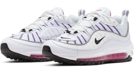 Oferta Tenis Nike Air Max 98 Mujer Moda Retro 90 95 97 Ultra