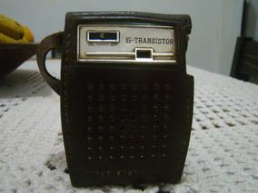 Antigo Rádio De Bolso Wilco , Made In Japan