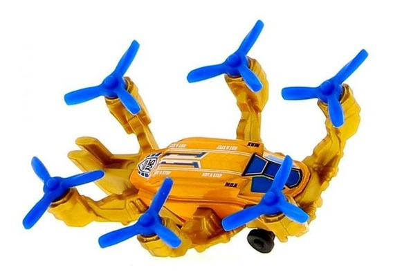 Hot Wheels Aviões Skybusters Skyclone - Mattel
