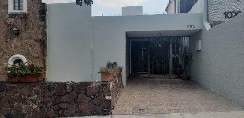 Casa 3 Recamaras En Venta Las Aguilas Zapopan
