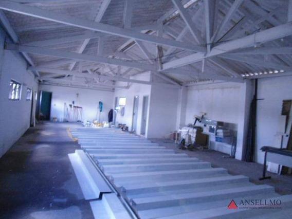 Sala Para Alugar, 180 M² Na Marechal Deodoro Por R$ 1.800/mês - Centro - São Bernardo Do Campo/sp - Sa0487