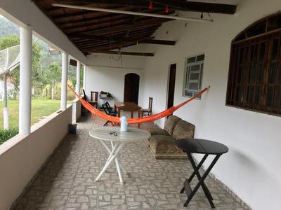 Chácara De 1.500m² Com Casa Pronta Para Morar Barata