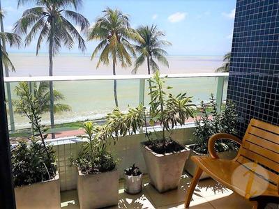 Apartamento Residencial À Venda, Cabo Branco, João Pessoa. - Fl0079
