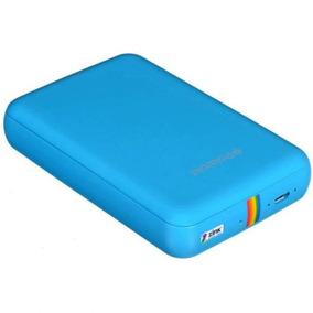 Impressora Fotográfica Portátil Polaroid Zip Polmp01bl Azul