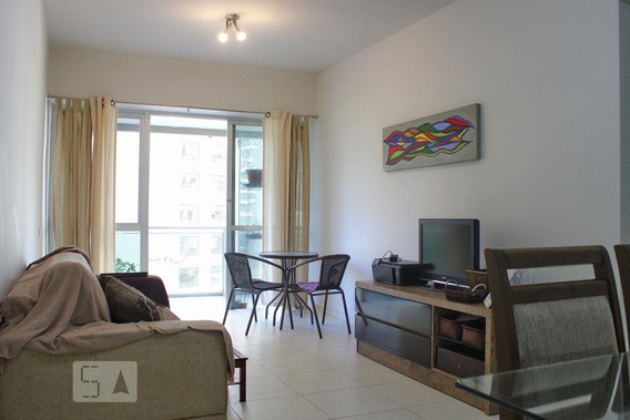 Apartamento Para Aluguel - Barra Da Tijuca, 1 Quarto, 65 - 893116289