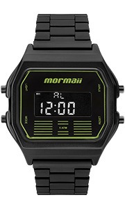 Relógio Unissex Mormaii Digital Mobj3715a4p