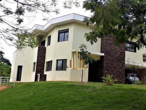 Casa Com 4 Dormitórios Sendo 2 Suítes À Venda, 305 M² Por R$ 1.350.000 - New Ville - Santana De Parnaíba/sp - Ca2784