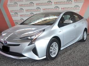 Toyota Prius 1.8 Premium Cvt 2016 Plata