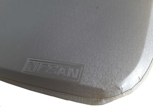Carpa Con Marca Nissan Navara Completa Lona Riel Aluminio
