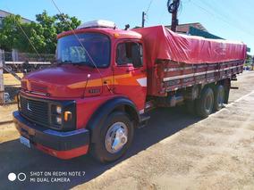 Caminhão M/benz 1113 Truck Carroceria