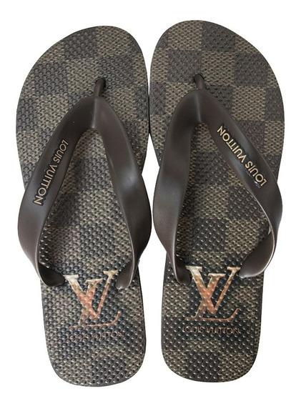 Chinelo Louis Vuitton Últimos Pares Em Promoção Compre Agora