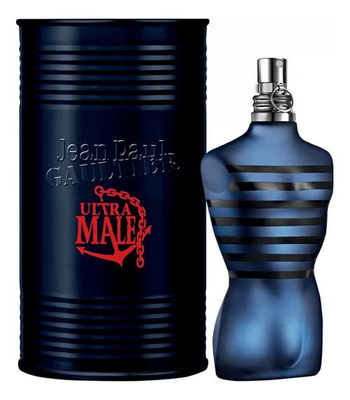 Perfume Masculino Jean Paul Ultra Male - Original 125 M