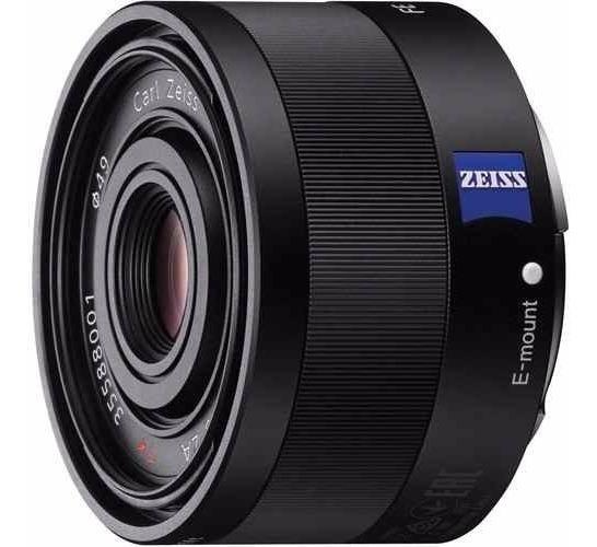 Lente Sony Fe 35mm F2.8 Za Carl Zeiss Sonnar T* Sel35f28z