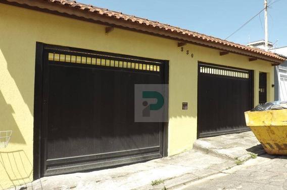 Vendo Casa Na Vila Oliveira Em Mogi Das Cruzes - Ca0138