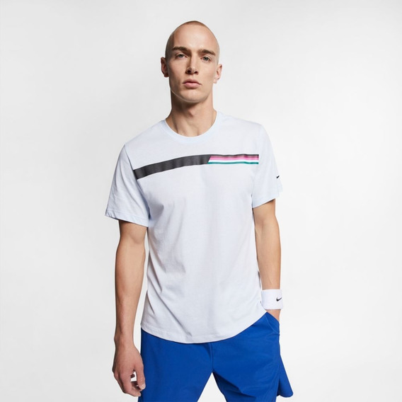 Camiseta Nike Court Rf Masculino