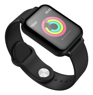 Relógio Smartwhatch Inteligente Bluetooth iPhone/android P68