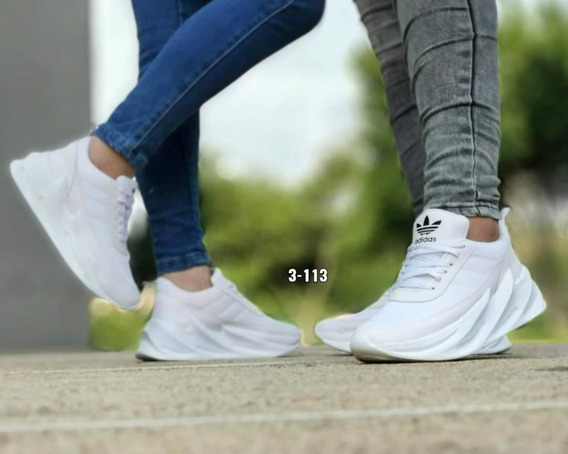 Zapatos adidas Tiburon Unisex Varios Colores