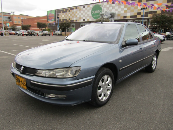 Peugeot 406 St 2000 At Aa Ct