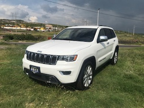 Jeep Grand Cherokee 2017 Limited Lujo Blindaje 3 Impecable