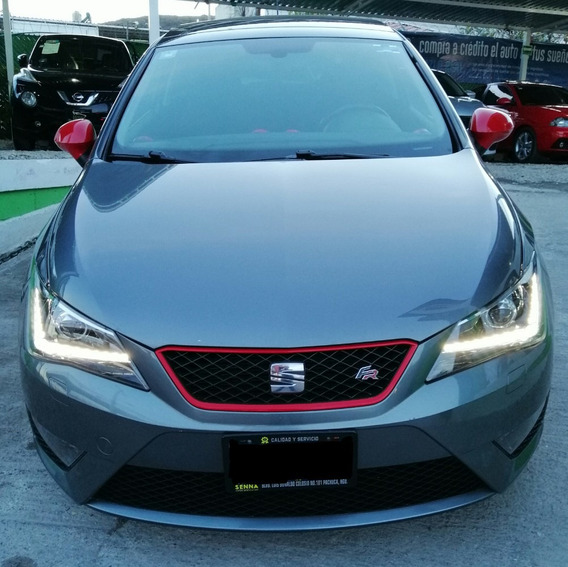 Seat Ibiza 2017 1.2 Fr Turbo Red Pack Mt