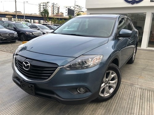 Mazda Cx-9 2014 Full Clean 4x4 Sun Roof Camara 3 Fila