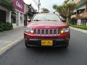 Jeep Compass Campero
