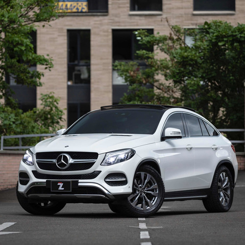 Mercedes-benz Clase Gle 350d 4 Matic