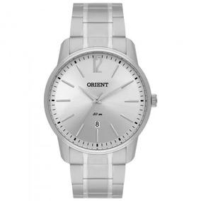 Relógio Orient Mbss1268 S2sx Masculino Prata