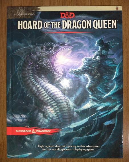 Hoard Of The Dragon Queen - Livro De Campanha - D&d 5ª Ed.