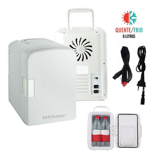 Mini Geladeira 6 L Branca Trivolt Tv012 Multilaser