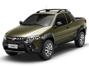 Fiat Strada Adventure Locker - Anticipo $55.000 - 10