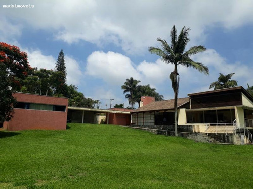 Imagem 1 de 15 de Chácara Para Venda Em Mogi Das Cruzes, Vila Moraes, 5 Dormitórios, 4 Suítes, 8 Banheiros, 4 Vagas - 1531_2-696577