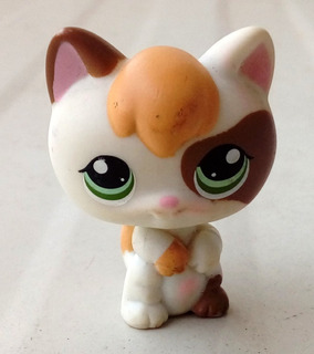 Littlest Pet Shop Lps 1461 Gato Bebe Usado 9kw8