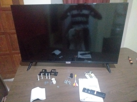 Smart Tv Led 40 Semp Tcl 40s6500 Full Hd Android - Wi-fi Hd