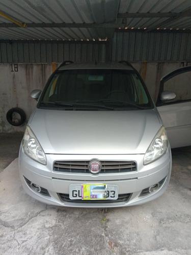 Fiat Idea 2012 1.4 Attractive Flex 5p